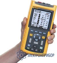 Осциллограф-мультиметр (с комплектом scc120) Fluke 125/S