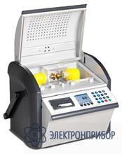 Портативный автоматический тестер трансформаторного масла DPA 75