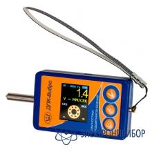 Прибор диагностики подшипников качения, виброметр ДПК-Вибро