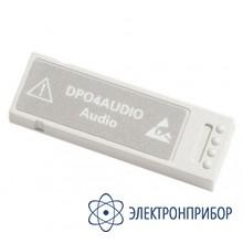 Модуль синхронизации и анализа цифровых последовательных аудиошин DPO4AUDIO