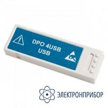 Модуль анализа и запуска по сигналам последовательных шин usb DPO4USB