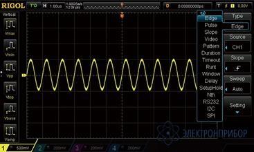 Опция расширенного запуска для ds1000z/z-s AT-DS1000Z