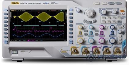 Осциллограф цифровой DS4054