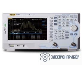 Анализатор спектра с трекинг-генератором DSA815-TG