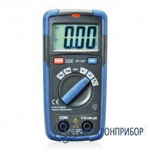 Мультиметр компактный DT-107