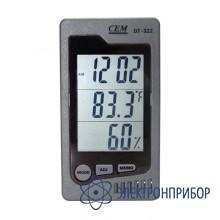 Термогигрометр DT-322