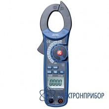 Профессиональные токовые клещи для измерения постоянного и переменного тока DT-3351