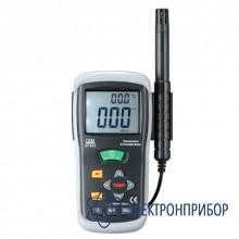 Измеритель температуры и влажности DT-625
