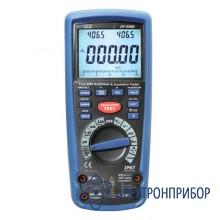 Измеритель сопротивления изоляции с true rms мультиметром DT-9985
