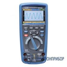 Профессиональный цветной цифровой осциллограф-мультиметр DT-9989