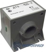 Датчик измерения постоянного и переменного тока ДТХ-400-У