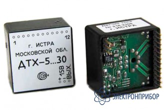 Датчик измерения постоянного и переменного тока ДТХ-5-30