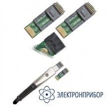 Адаптер постоянного соединения ca 6а/класс е запчасти для разъeма (2 шт.) Fluke DTX-PLA002PRP