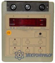 Мегаомметр Е6-23