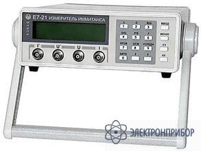 Измеритель rlc Е7-21