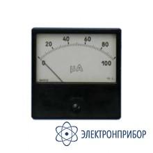 Микроамперметр щитовой аналоговый постоянного тока ЭА2232 кл. 2,5