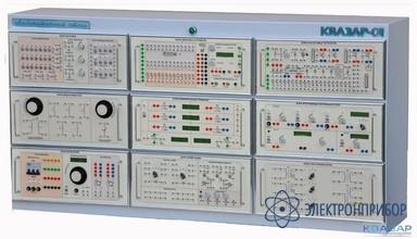 Лабораторный электротехнический стенд Квазар-01