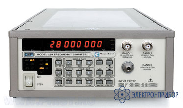 Частотомер электронно-счётный 28B