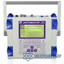Прибор для непрерывного измерения показателей качества электрической энергии и электроэнергетических величин (пкэ) Энергомонитор-3.2