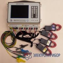 Переносной прибор для контроля показателей качества электроэнергии (регистратор) ЭРИС-КЭ.04