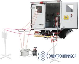 Электротехническая поверочная лаборатория для поверки трансформаторов тока и напряжения ЭТПЛ-35/110