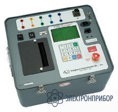 5-ти канальный специализированный тестер трансформаторов тока EZCT-2000B