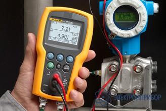 Прецизионный калибратор давления Fluke 721-1610