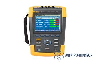 Анализатор качества электроэнергии и работы электродвигателей Fluke 438 II