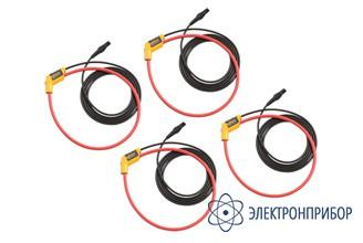 Гибкие токоизмерительные датчики, 4 шт Fluke i17XX-FLEX3000/4PK