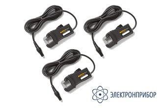 Трансформатор тока с зажимом 40а 3 штуки Fluke I40S-EL3X/3PK