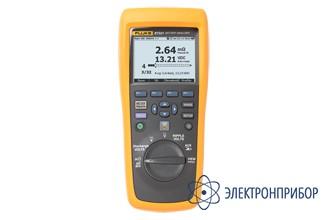 Прибор контроля работоспособности аккумуляторных батарей Fluke BT510
