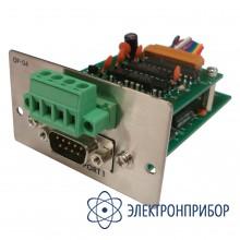 Интерфейс  rs-232c + 1 канал + релейный выход компаратора FC-04i