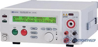 Измеритель параметров безопасности электрооборудования GPI-725A
