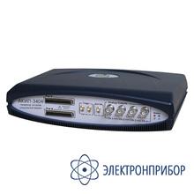 Usb генератор сигналов произвольной формы (настольное исполнение, память 2 мб) АКИП-3404 (2 M)