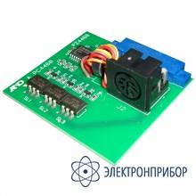 Интерфейс rs-232c + релейный выход компаратора FG-24