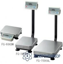 Весы платформенные FG-60KBM