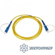 Коммутационный шнур upc-upc, 2 м Fluke FIBR-UPC-CORD-2M