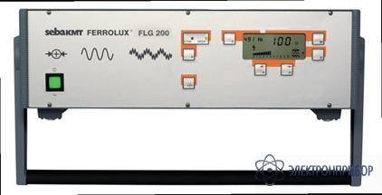 Генератор звуковой частоты, переносное исполнение FLG 200-P
