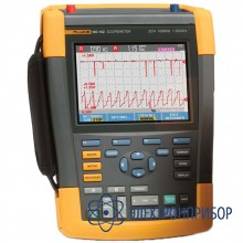 Цифровой запоминающий осциллограф-мультиметр (скопметр) с комплектом scc290 Fluke 190-102/S