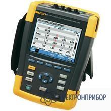 Анализатор качества электроэнергии (без токовых клещей) Fluke 435 II/BASIC