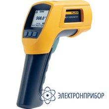 Инфракрасный и контактный термометр Fluke 568