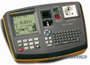 Портативный тестер электробезопасности Fluke 6500-2