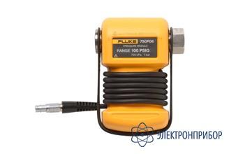 Модуль давления с двумя пределами измерений (-1 /7 bar) Fluke-750PD6