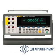 Прецизионный мультиметр с разрядностью 6,5 знаков + по и кабель Fluke 8846A/SU 240V