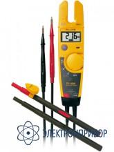 Токоизмерительные клещи в комплекте с l210 Fluke Т5-1000 kit