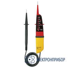 Прибор для проверки напряжения и прозвонки цепи Fluke T50