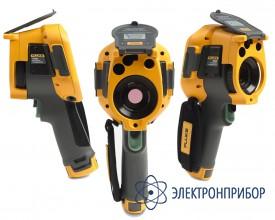 Тепловизор с системой автофокусировки lasersharp™ и беспроводным подключением Fluke Ti300