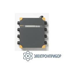 Регистратор качества электроэнергии для трехфазной сети (без токовых клещей) Fluke 1760 Basic