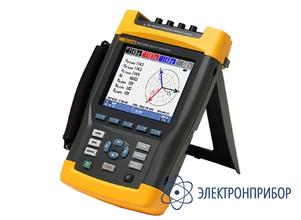 Анализатор качества энергии (без токовых клещей) Fluke 437 II/BASIC