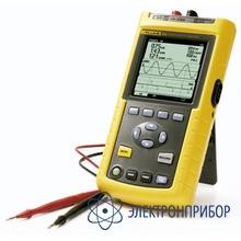 Анализатор качества электроэнергии для однофазной сети (без токовых клещей) Fluke 43Basic